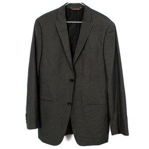 Perry Ellis Blazer Sport Jacket Size 40R #00310